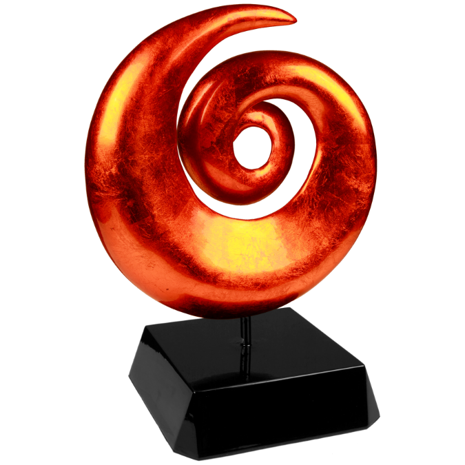 Orange Art Sculpture Award
